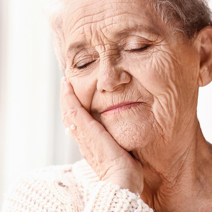 高齢者特有の疾患を対象とする